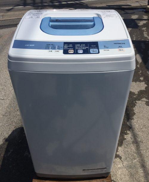 DIM:ハウスクリーニング・その他・洗濯機編:HITACHI(日立)洗濯機 NW-5MRのお手入れ掃除方法!
