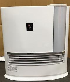 シャープ:加湿セラミックファンヒーター (HX-D120-C)のお手入れについて
