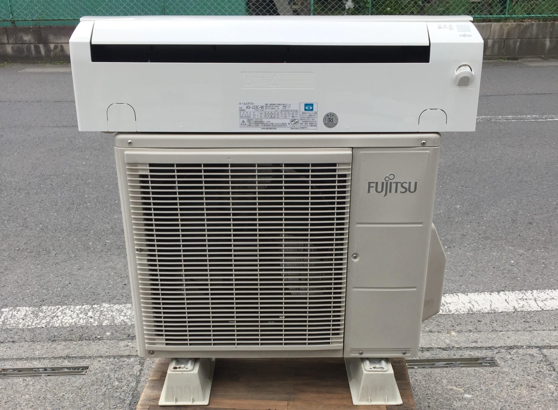 自分で 壁掛け ルームエアコン を 取付 てみた富士通AS-J22C-W【DIY】