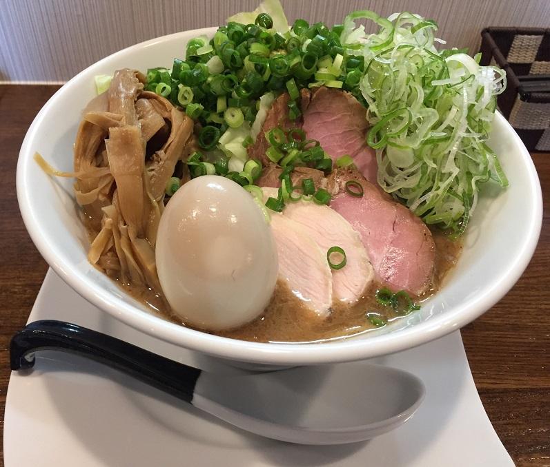【 ラーメン :拉麺】入間市の麺・suzukiに行ってきました(外食スポット:ジョンソンタウンから近い場所です)
