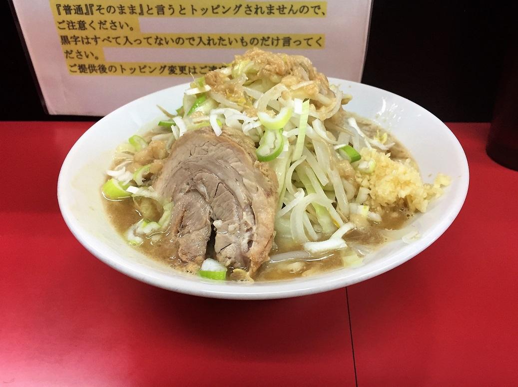 【外食スポット】東松山市の国道254号のぼり線沿いにあるラーメン [一心]