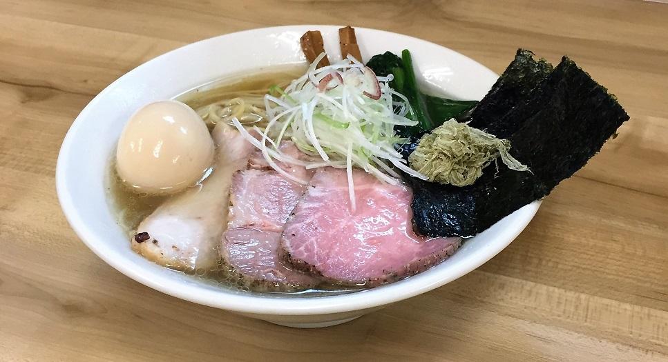 【外食スポット】麺処・有彩 (めんどころ ・ありさ) 西川口駅近くのラーメン店に行ってきた