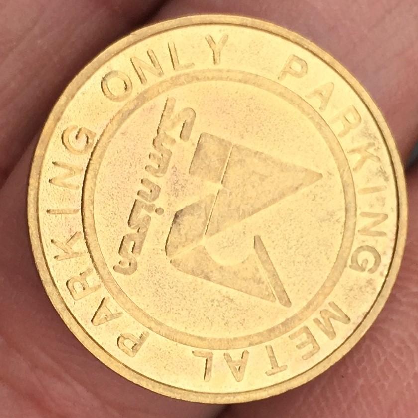 パーキングコイン