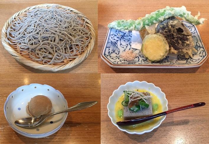 【外食スポット:蕎麦】宮公園近くの『手打蕎麦 椋庵・むくあん』に行ってきました。