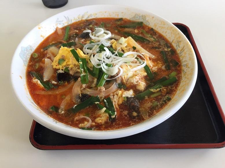 【らーめん:拉麺】さいたま市岩槻区にある【玉も亭】で大場ラーメンを実食!