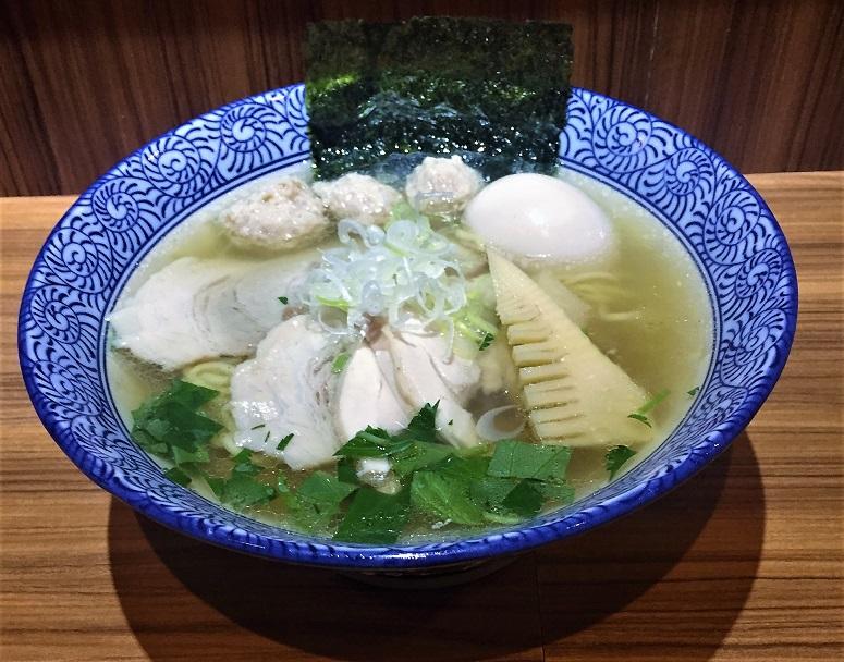 【外食スポット】和光市にある『麺屋 樹真(めんや きしん)』和の職人のラーメン