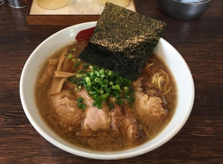 【外食スポット:らーめん】富士見市関沢(鶴瀬)のラーメン店『麺屋 三四郎』