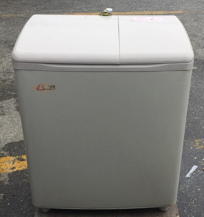 二槽式洗濯機(PS-H45L)を分解して悪臭を絶つお手入れ方法!