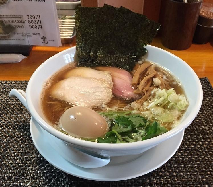 【外食スポット:らーめん】富士見市鶴瀬東のラーメン店『寛~くつろぎ~』にいってきました。