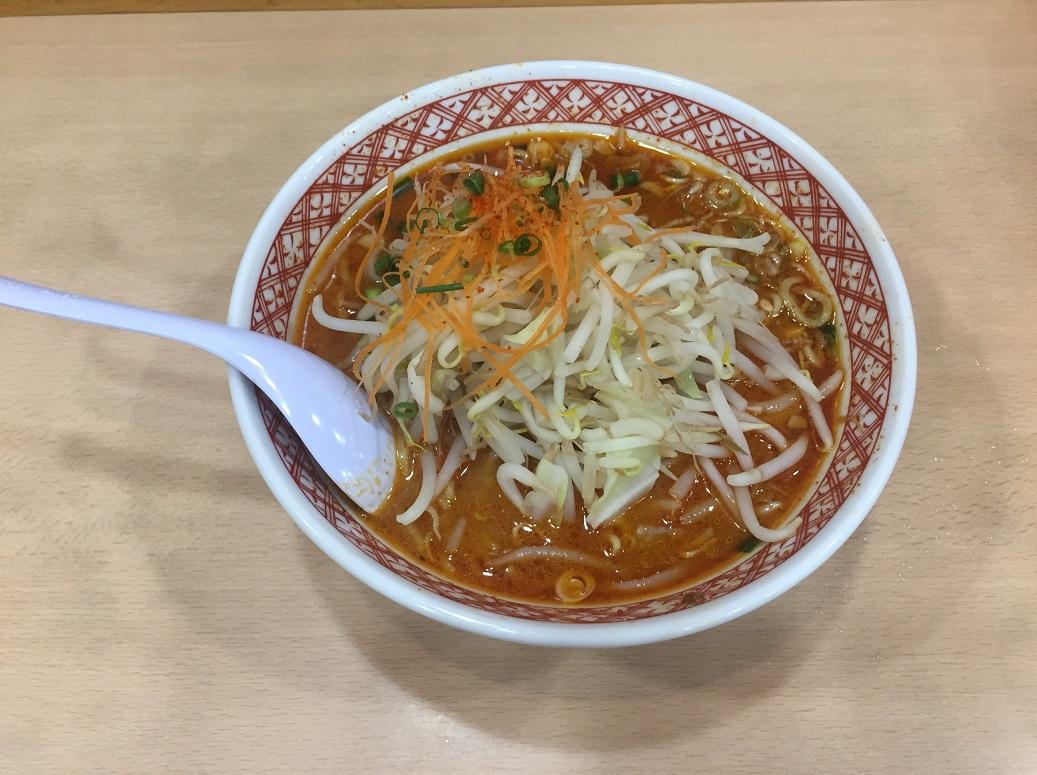 【味噌ラーメン】ファミリー向けのらーめんチェーン店!『麵屋 めん丸 』 川越店に行ってきた。
