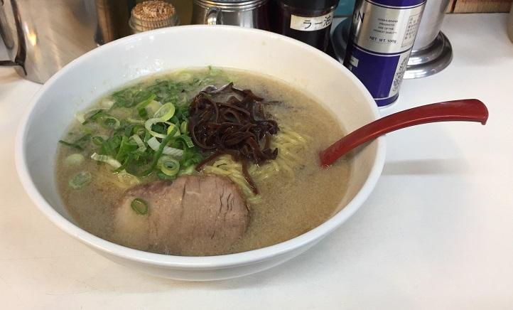 【とんこつラーメン】上尾市の豚骨専門店『メロディーらーめん』本店!