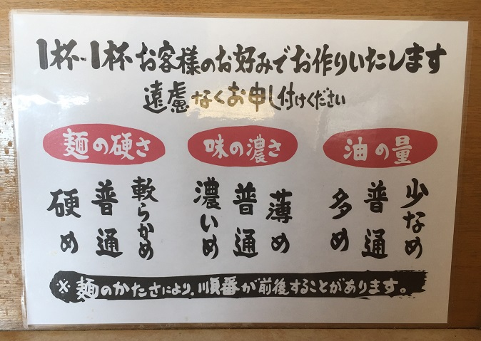 横浜家系らーめん稲田家04
