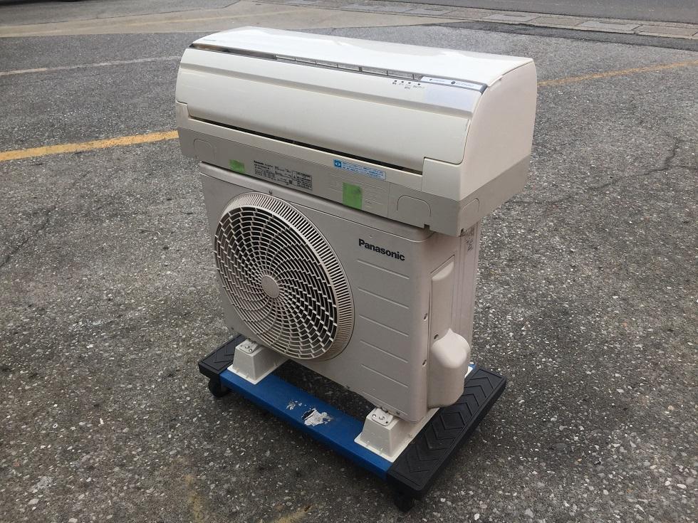 パナソニック・エアコン[CS-EX252C]自分でエアコンカバーを外す方法と平均寿命について!