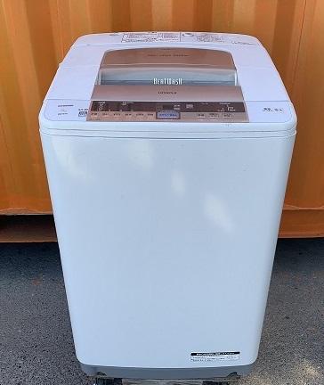洗濯機の寿命と槽外しの方法について!画像は日立の洗濯機・BW-9TVです!